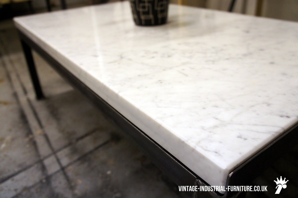 Marble Coffee Table : vintagemarblecoffeetable from vintage-industrial-furniture.co.uk size 1000 x 664 jpeg 72kB