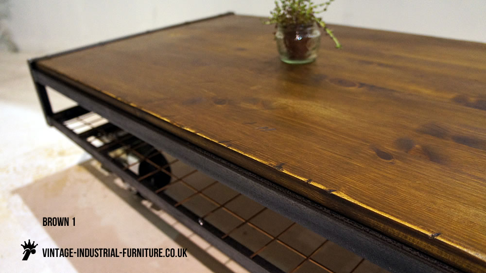 Industrial Pallet Style Coffee Table