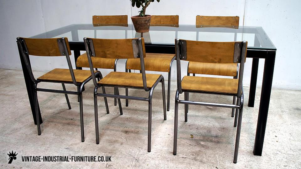 Industrial Chairs Wholesale