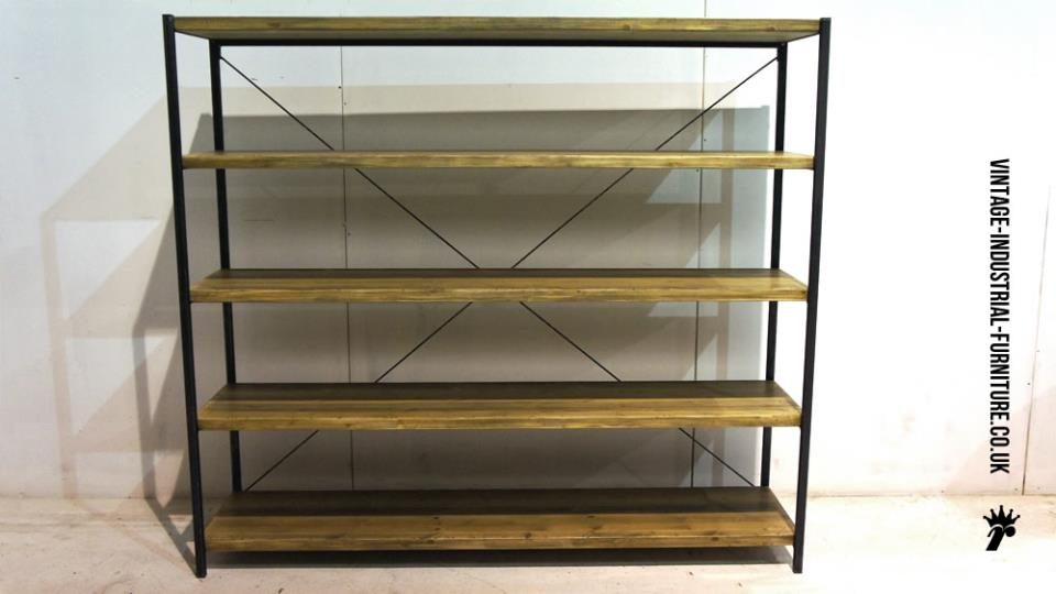 Large Reclaimed Shelves