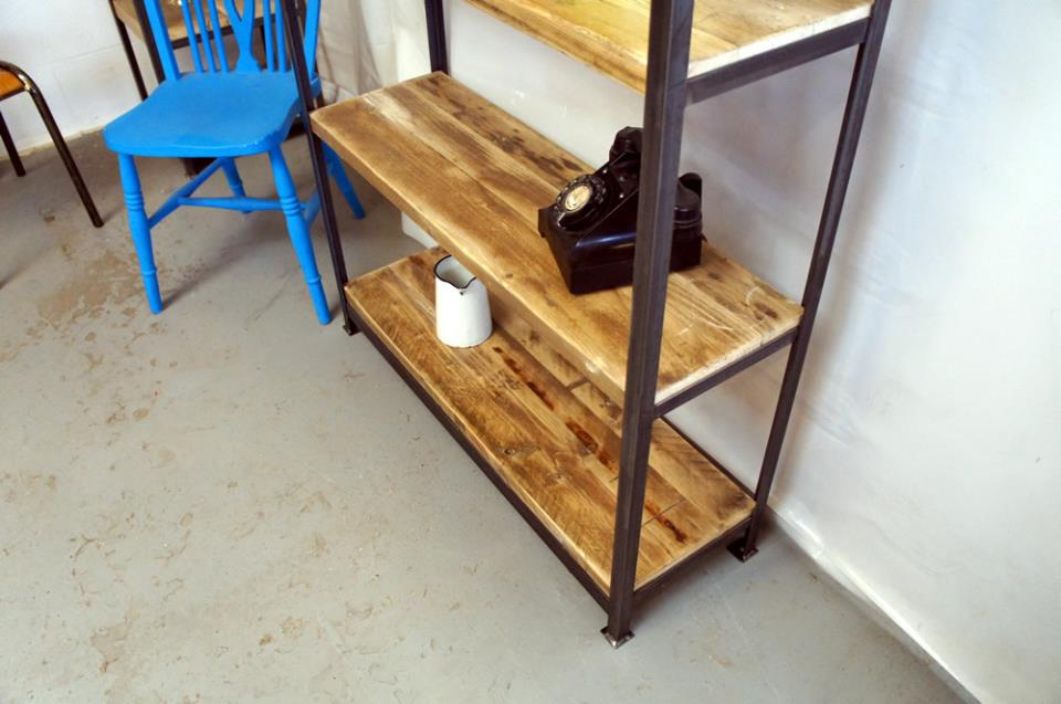 Reclaimed Shelves
