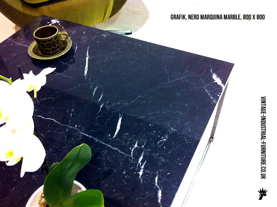 Nero Marquina Coffee Table