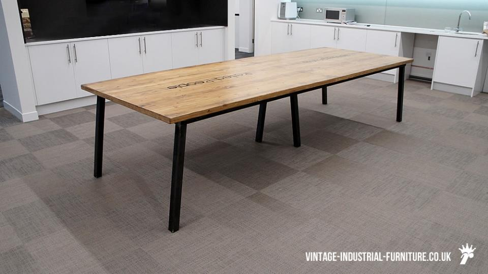 Industrial Style Office Table