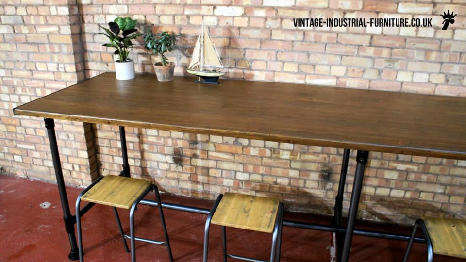 large industrial table for sale