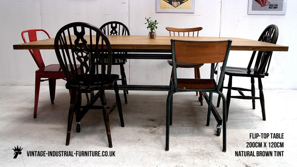 Viintage Folding Table