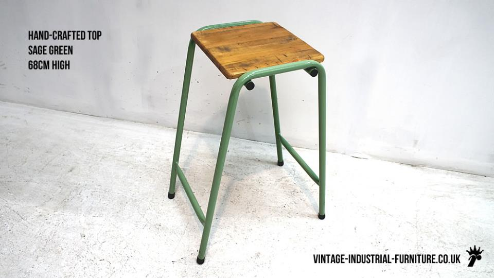 Brilliant Vintage School Lab Stool Beatyapartments Chair Design Images Beatyapartmentscom